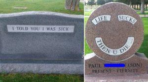 brilliant-gravestones