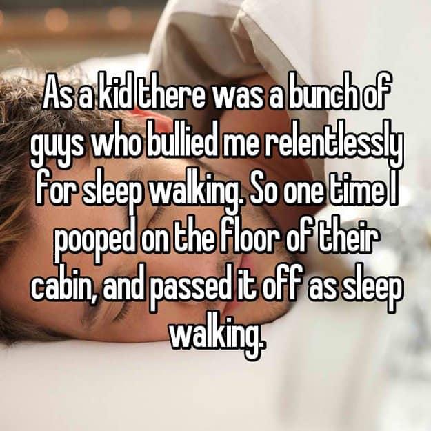 bullied-for-sleepwalking-revenge-stay-in-a-cabin-in-the-woods