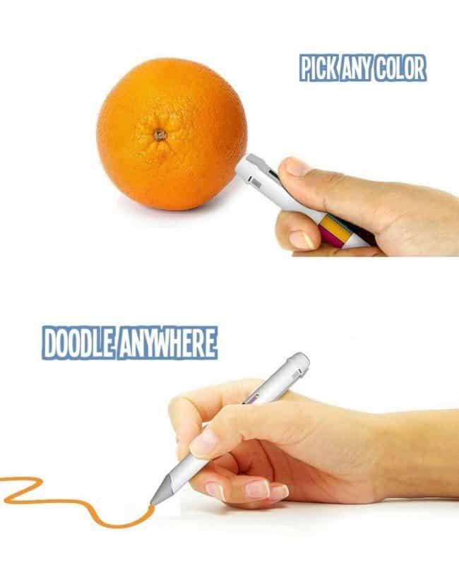 color copying pen