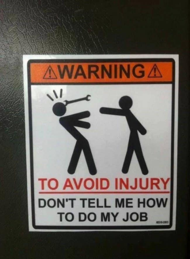 funny warning signs that will make you chuckle
