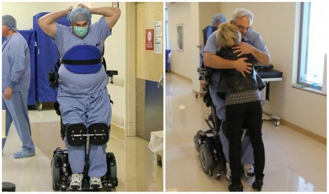 doctor-in-specialized-wheelchair-continues-to-work-meaningful-pictures