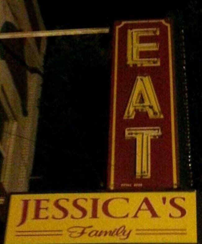 eat-jessica-family-sign-board-funniest-design-fails