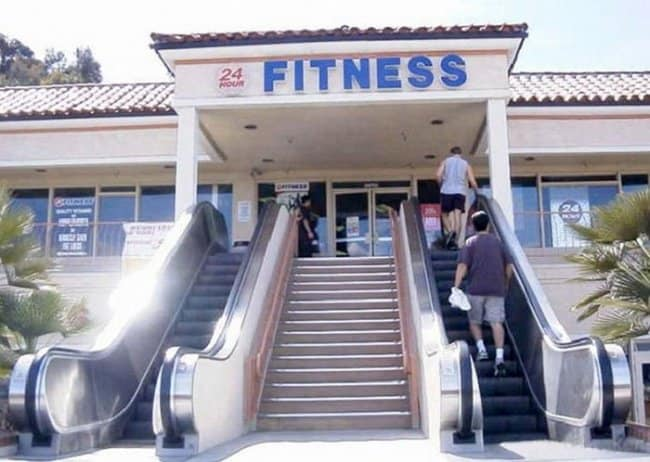 escalator_on_fitness_gym