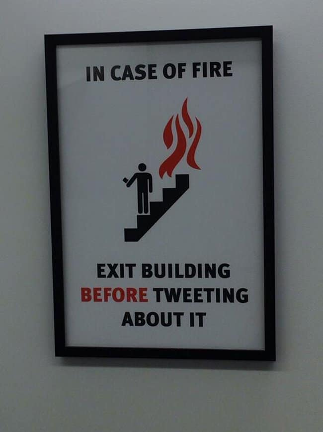 escape_from_fire_before_tweeting