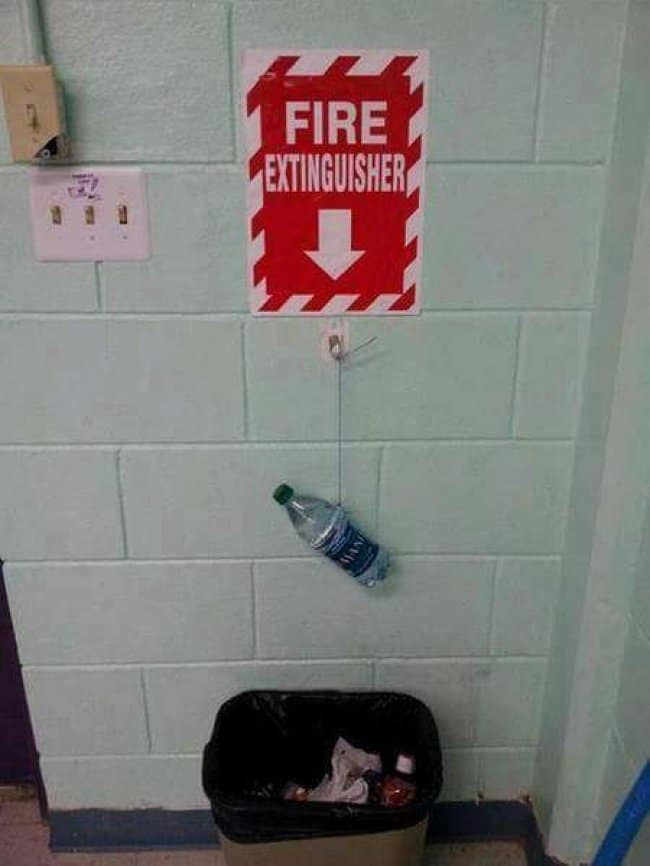 fire-extinguisher-bottled-water-blatant-lies-fool-others