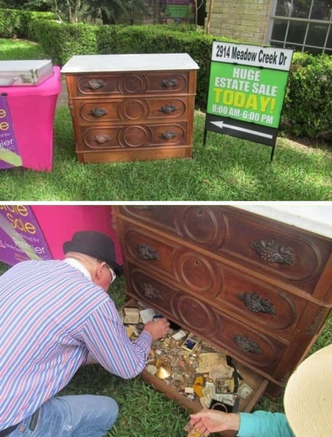 fortune-found-inside-a-drawer-at-a-garage-sale