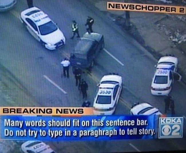funniest news captions