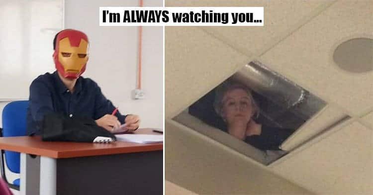 school teachers being funny