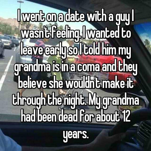 grandma_in_a_coma_excuses_to_get_out_of_a_bad_date
