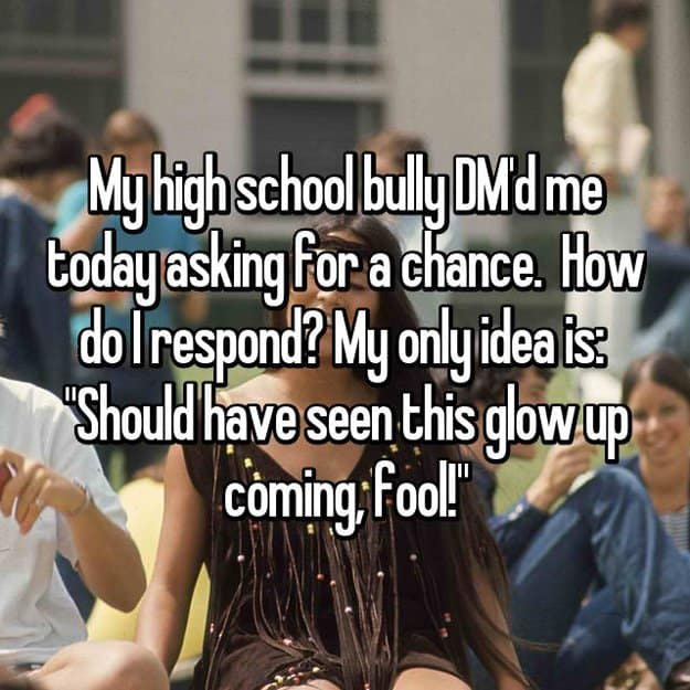 high-school-bully-asked-for-a-chance-glow-up-stories