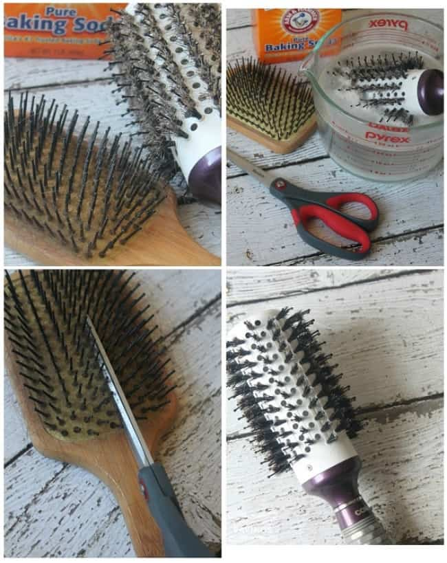 how_to_remove_old_hair_strands_on_brushes