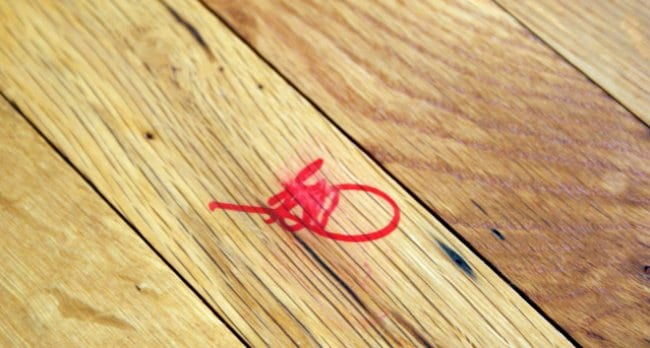 how_to_remove_permanent_marks_on_floor