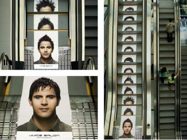 juice_salon_different)hairstyles_creative_escalator_ads