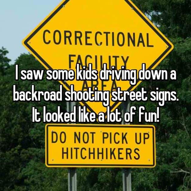 kids-shooting-street-signs-drivers-tell-all