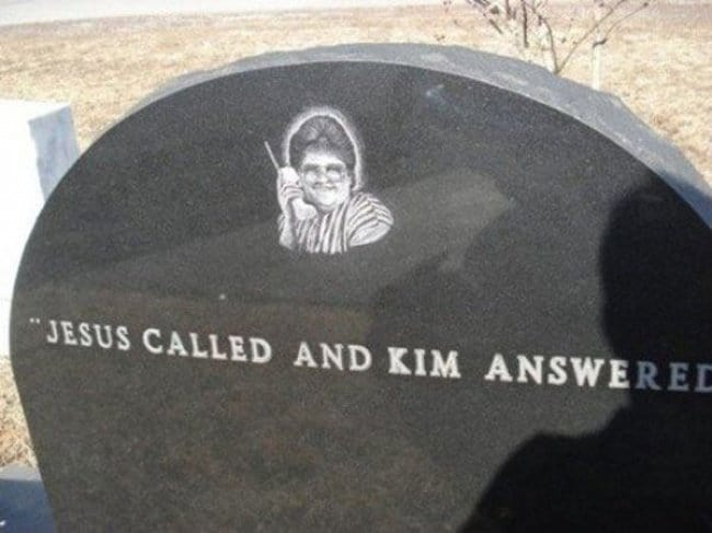 kim_answered_jesus_call_gravestone