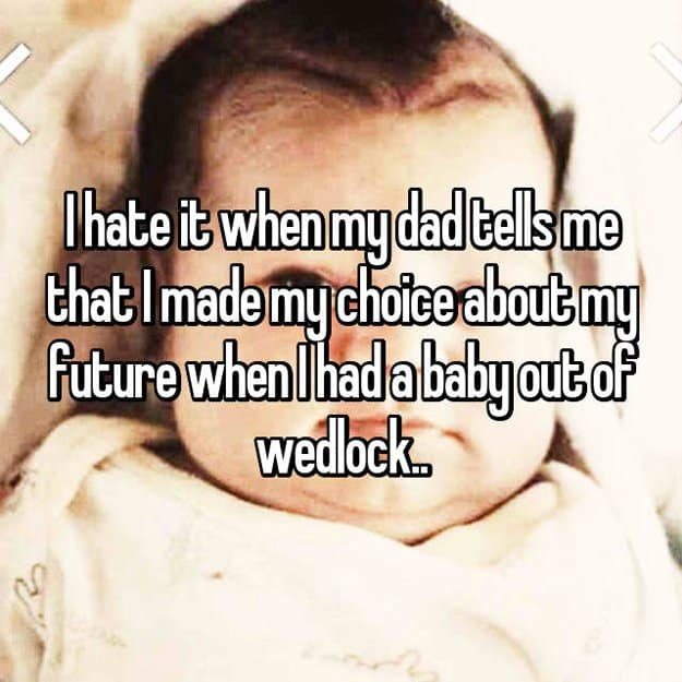 lectured_by_dad_for_having_a_child_out_of_wedlock_harsh_treatments