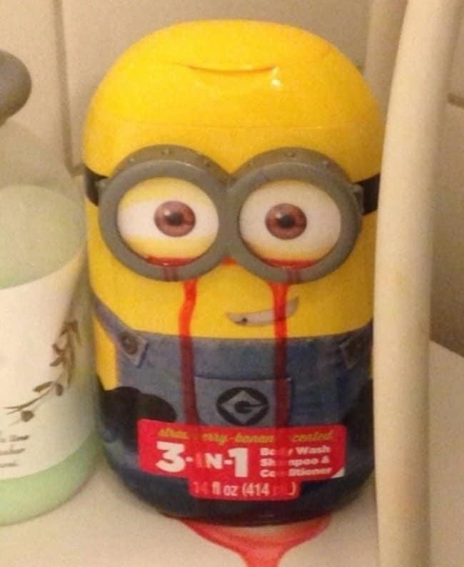 minion-blood-tears-shampoo-funniest-design-fails