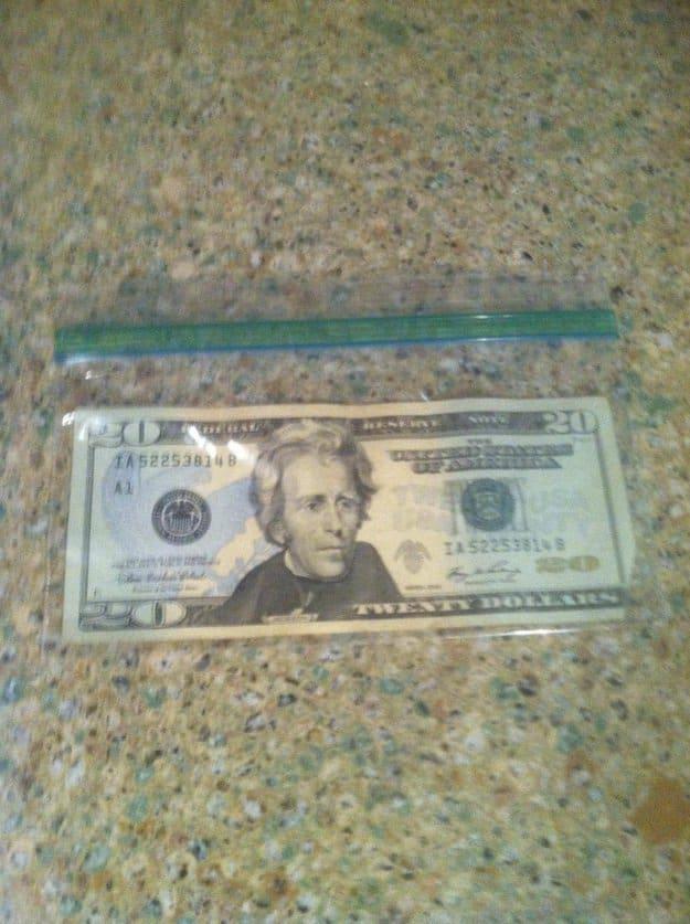 money-in-a-ziplock-bag