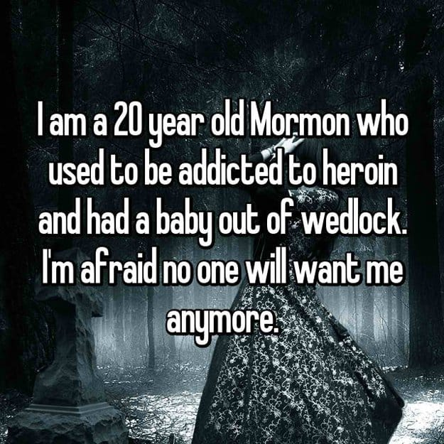 mormon_addicted_to_heroin_and_have_a_child_out_of_wedlock_harsh_treatments