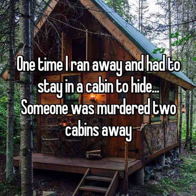 murder-two-cabins-away-stay-in-a-cabin-in-the-woods