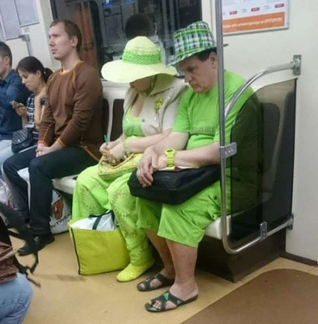 old-couple-in-apple-green-clothes