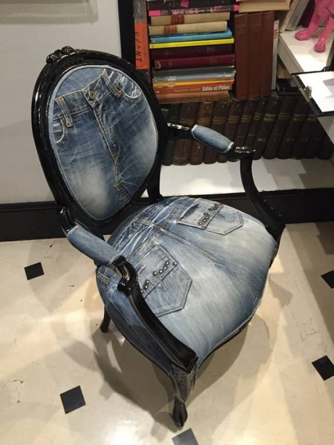 old-jeans-chair-cover-weird-ideas