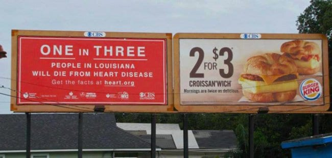 one-in-three-2-for-3-ads