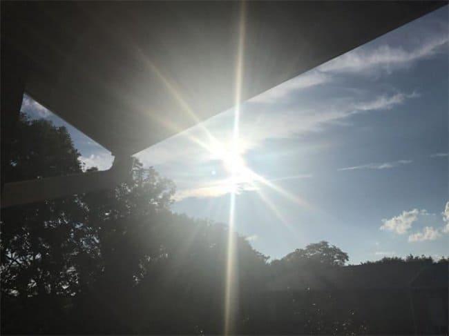 photo-of-the-sun