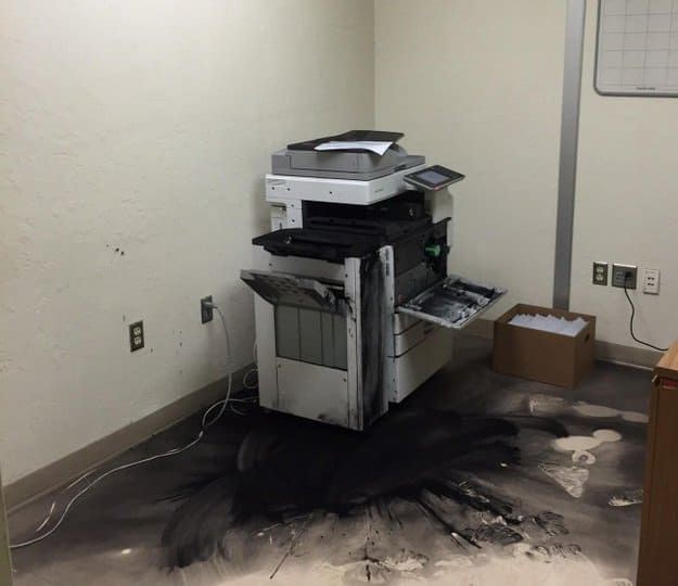 photocopy-machine-ink-spills-on-the-floor