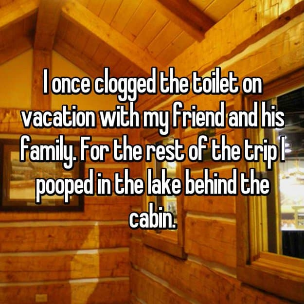 popped-in-hte-lake-behind-the-cabin-stay-in-a-cabin-in-the-woods