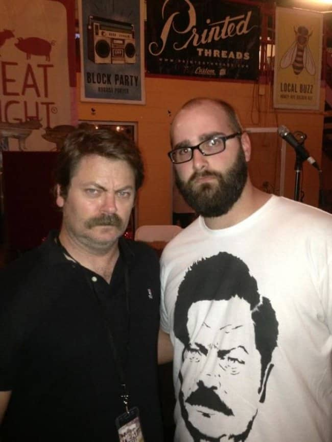 ron-swanson-character-design-perfect-t-shirt-perfect-time