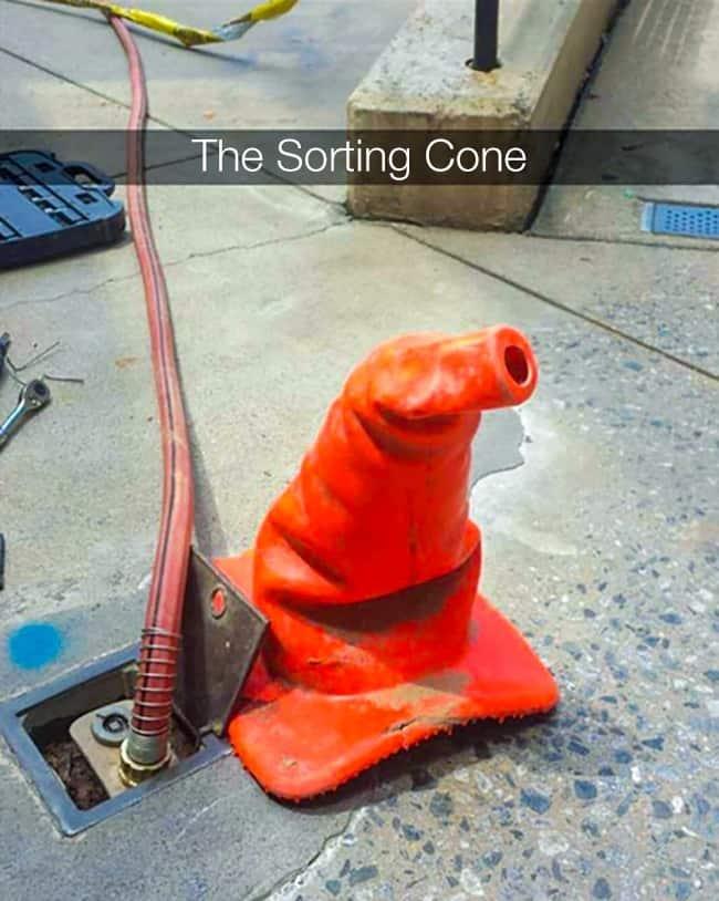 sorting_cone