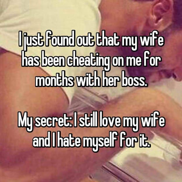 Husbands and Wives Found Out Their Spouse Is Cheating On Them