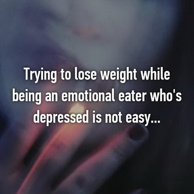 trying-to-lose-weight-while-being-depressed-is-not-easy