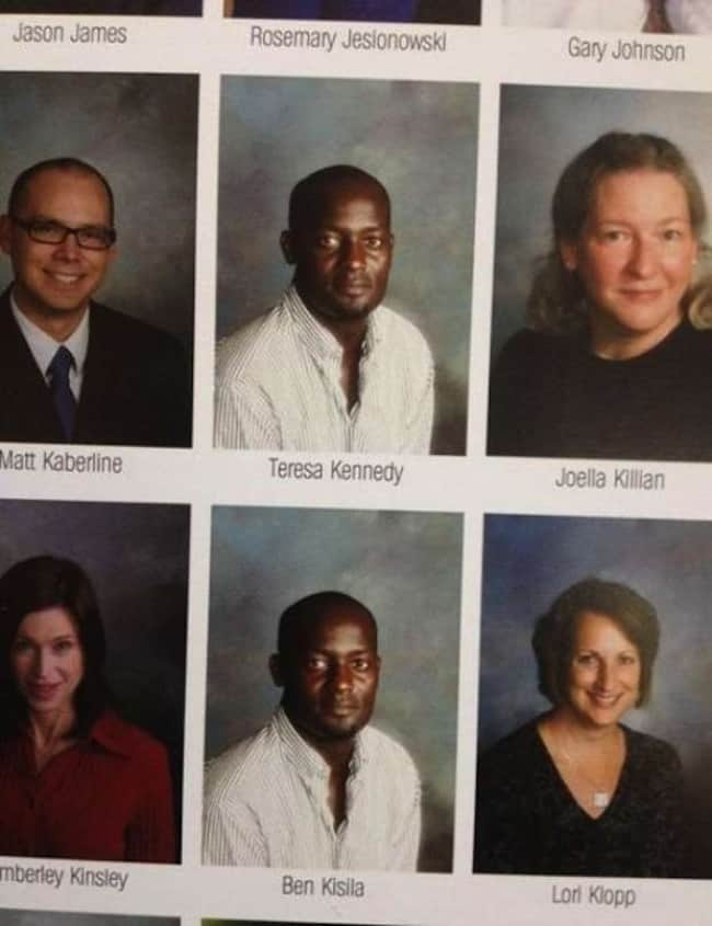two_persons_one_face_yearbook_photos_self_irony