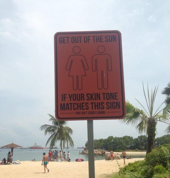 warning_sign_for_too_much_tanning