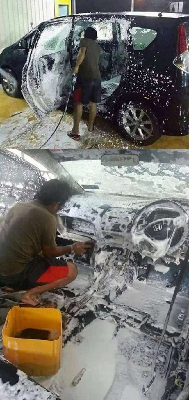 washing-inside-of-car-when-simple-things-go-wrong