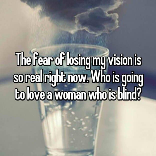 who-is-going-to-love-a-woman-going-blind