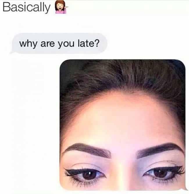 why-are-you-late