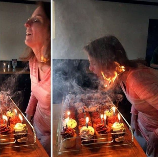 womans-hair-on-fire-while-blowing-candles