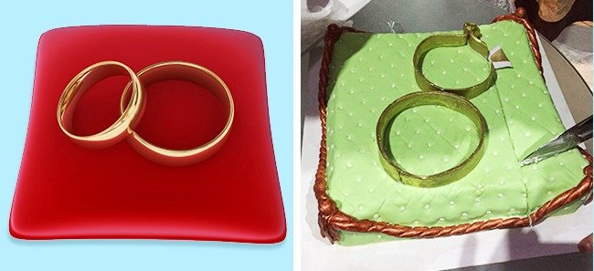 ring-pillow-cake