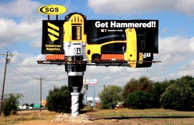 billboard-for-drilling-tools-brilliant-designers