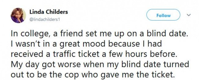 blind-date-was-the-cop-who-gave-me-traffic-ticket-worst-dates-stories