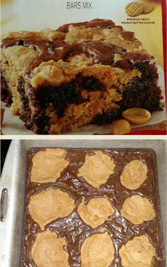 brownie-and-peanut-butter-bars-mix