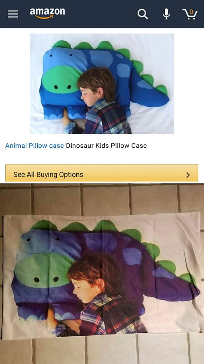 dinosaur-pillow-kid-sleeping-case-upset-online-shoppers