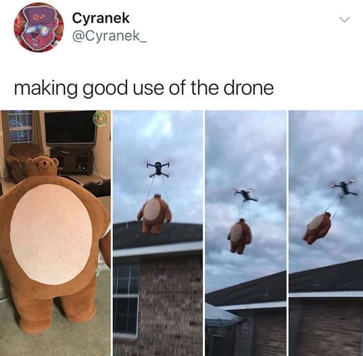 drone-pulling-huge-teddy-bear-funny-ideas