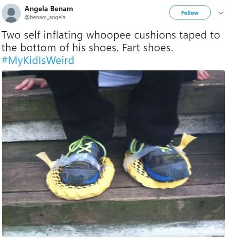 fart-shoes-made-from-whoopie-cushions-funny-kids