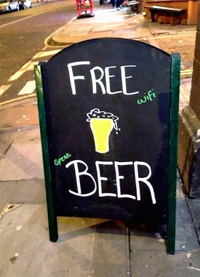 free-beer-misleading-sign-innovative-people