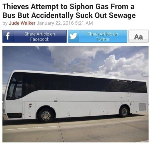gas-thieves-suck-sewage-from-bus-instead-worst-day-of-their-life