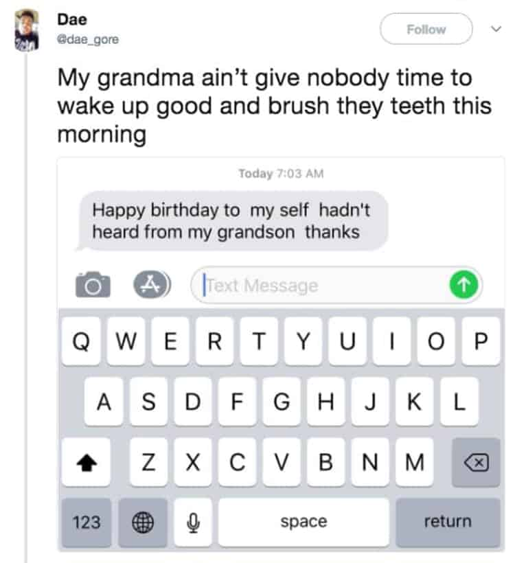 grandma-greets-herself-happy-birthday-people-bare-brutal-truth